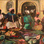 The Market (Somewhere in Barbados)