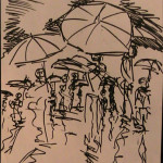 Ink of the Umbrella Folley