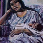 Mei Donna and Child