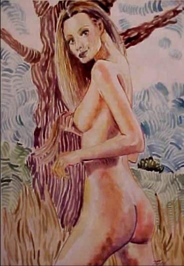Nude Series 2000 #14