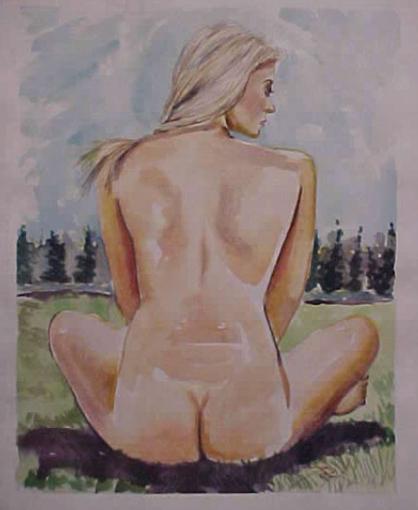 Nude Series 2000 #5