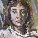Portrait of Brenna