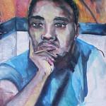 Portrait of Cousin Marc