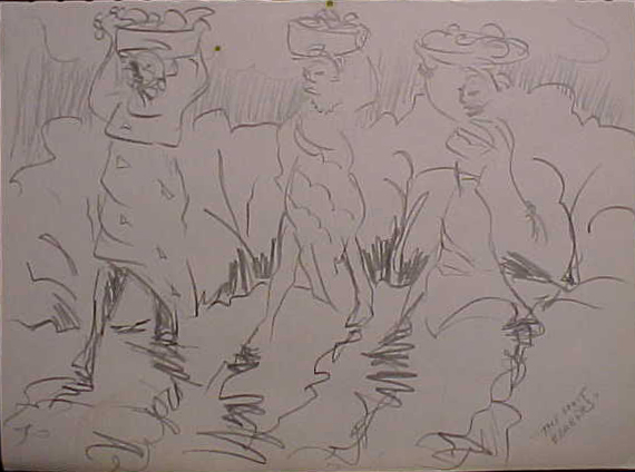 Sketch of the Fruit Bearers