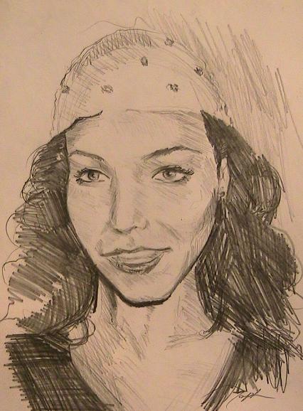 Sketch of Elisa
