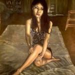 Yoonsil - On Canvas In Paris